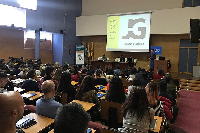 Asociación Marketing en Cádiz presentación Juan Galera UCA slider