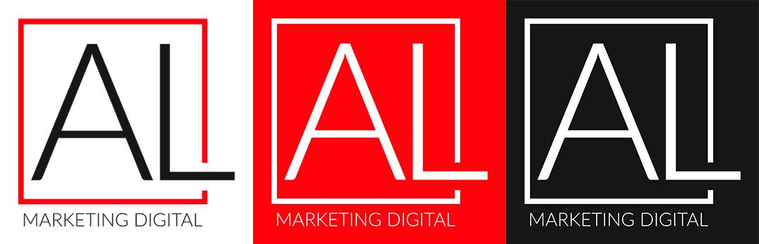 Branding y diseño gráfico logotipo Adrián Luins