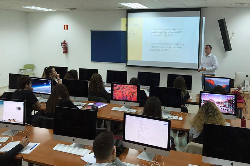Curso marketing digital y social media parte teórica slider