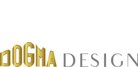 Logotipo horizontal Joyería Dogma