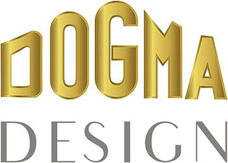 Logotipo vertical Joyería Dogma