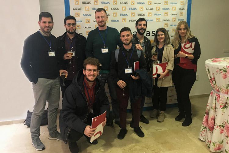 Jornadas 360 Encuentros Profesionales Marketing Digital Cádiz networking equipo agencias amigas