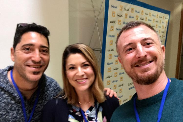 Jornadas 360 Encuentros Profesionales Marketing Digital Cádiz networking Juan Galera y equipo Nuripaz Viajes