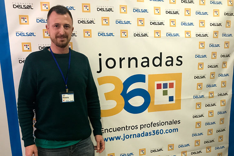 Jornadas 360 Encuentros Profesionales Marketing Digital Cádiz networking Juan Galera