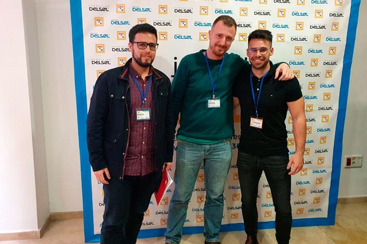 Jornadas 360 Encuentros Profesionales Marketing Digital Cádiz networking Luis Villanueva