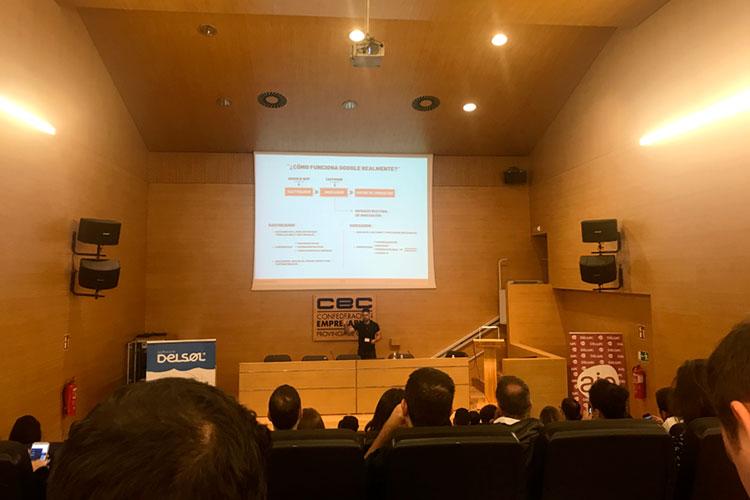 Jornadas 360 Encuentros Profesionales Marketing Digital Cádiz ponencia Luis Villanueva pasos indexación buscadores